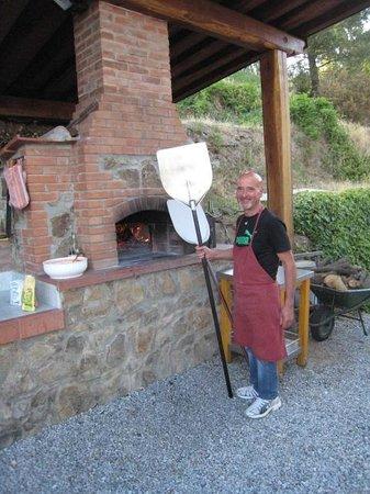 La Piana: pizza time