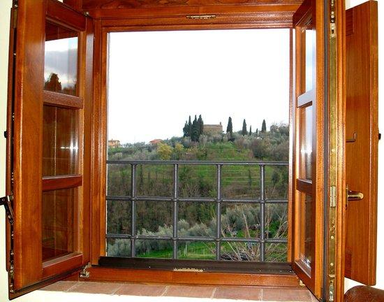 La Piana: view from room