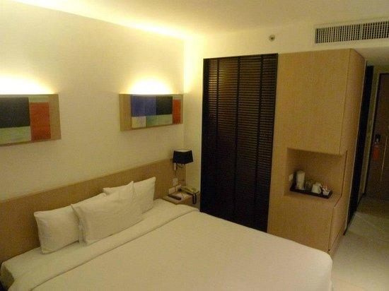 Vic3 Bangkok: 乾淨的房間