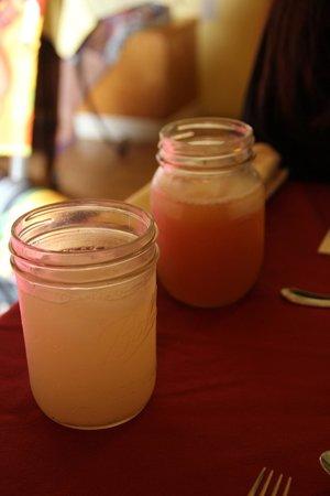 Hawaiian Vanilla Company: vanilla lemonade and vanilla Arnold Palmer...yum!