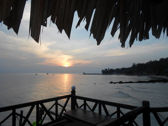 Bagus Place Retreat: Amazing sunsets