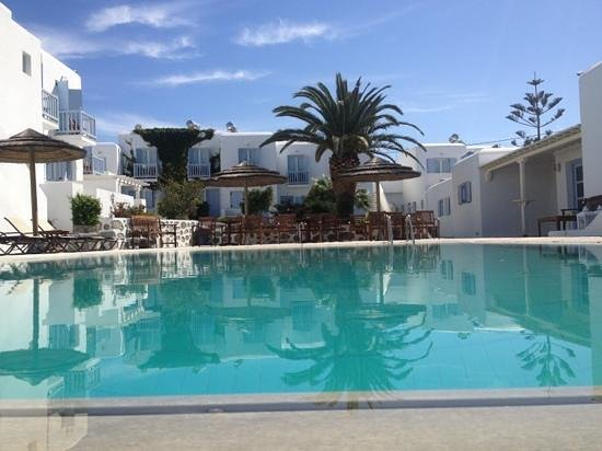 Aeolos Mykonos Hotel: just perfect