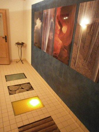 Hotel Arnika: Wellnessbereich