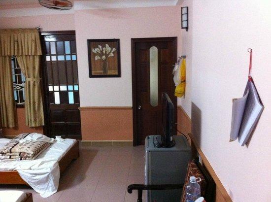Hoa My Hotel : Room