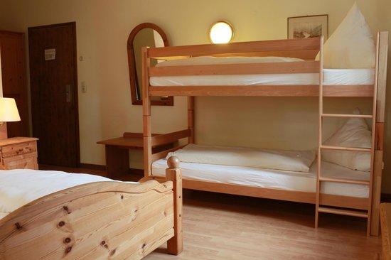 Hotel Zum Harzer: Familienzimmer