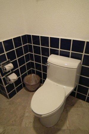 Buenaventura Grand Hotel & Great Moments All Inclusive: El baño muy limpio