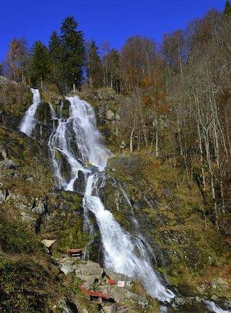 Wasserfall Bild Von Todtnauberg Baden W 252 Rttemberg