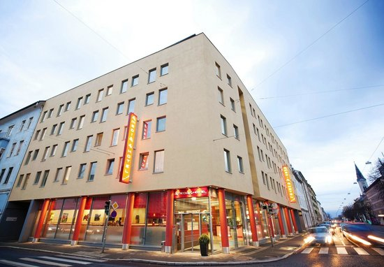 Best Western Plus Amedia Graz: External view