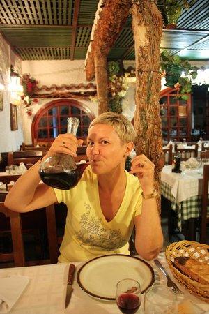 El Cortijo: никого не оставит равнодушным домашняя авмосфера