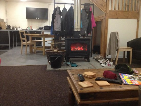 Gorsebank Camping Village: So Cosy!
