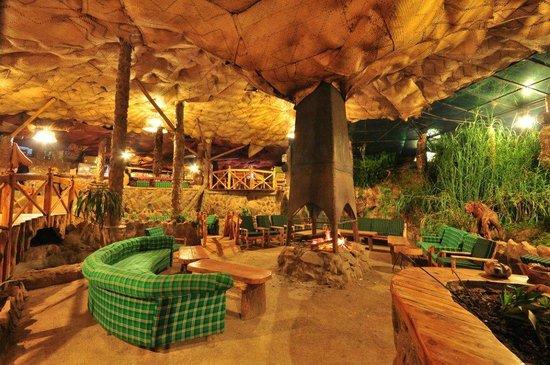The Rustic Bar and Lounge at Naiberi River Camp. Image by Tripadvisor