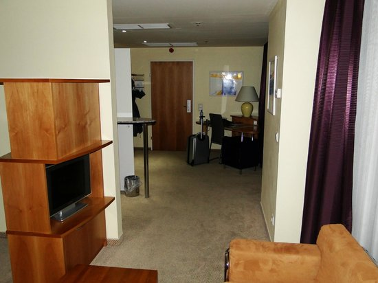 Regency Suites Hotel Budapest: Suite