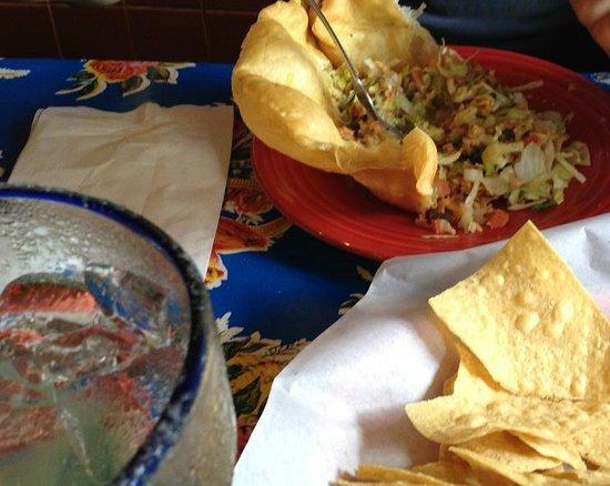 Cholos Homestyle Mexican Restaurant: Tortillas e taco