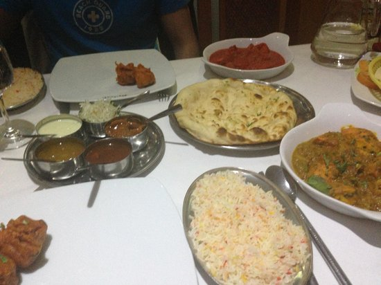 Restaurants ovilash indian restaurant in stafford with for Asian indian cuisine