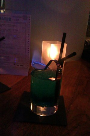 Inntel Hotels Rotterdam Centre: Free coctails :)