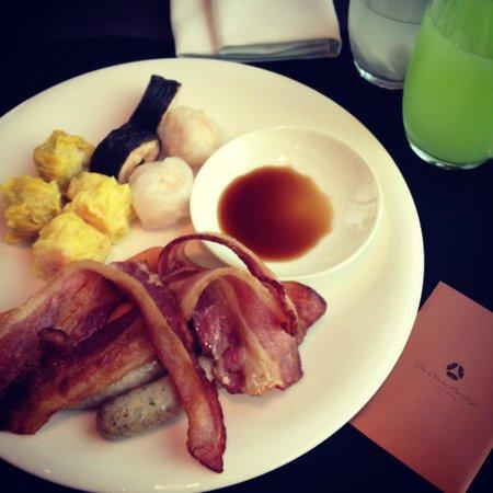 The Okura Prestige Bangkok: breakfast