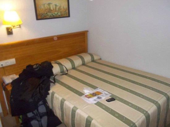 Hotel Goya: la nostra camera!