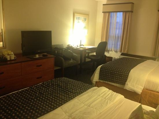 Comfort Inn & Suites Boston Logan International Airport: double room