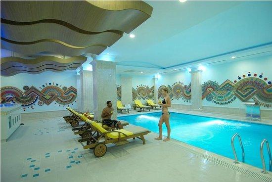 Bilem High Class Hotel: TURKISH BATH