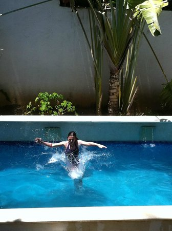 La Marejada Hotel: The pool