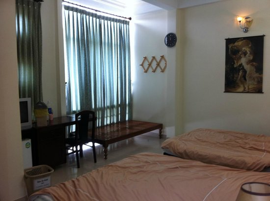 Thien An Hotel: Room