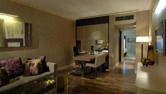 InterContinental Al Khobar: Deluxe Room