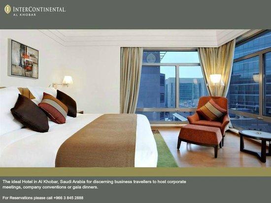 InterContinental Al Khobar: Corner Suite