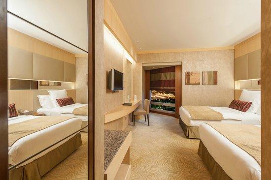 InterContinental Al Khobar : Twin Bed room