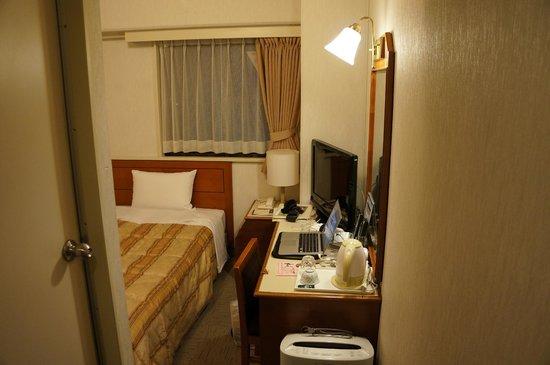 Hotel Route Inn Matsue: Single room