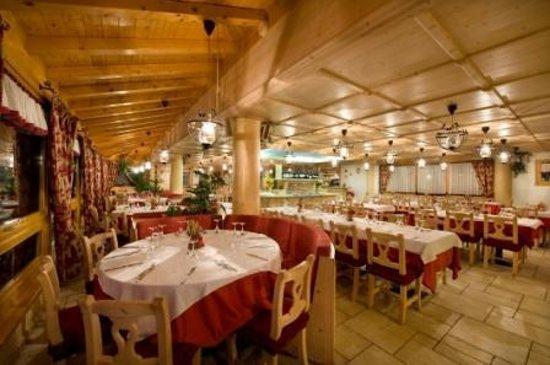 Al Bosco : La nostra sala ristorante