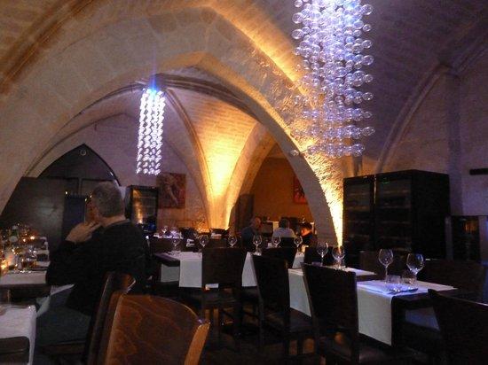 Arezzo : Interieur