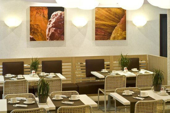 Radisson Blu Hotel, Marseille Vieux Port : Café Terracotta