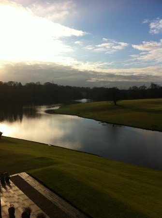 Wynyard Hall: Room with a view