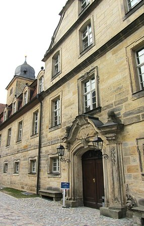Schloss Thurnau: Vor der Rezeption