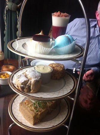 Wynyard Hall: Gluten free afternoon tea