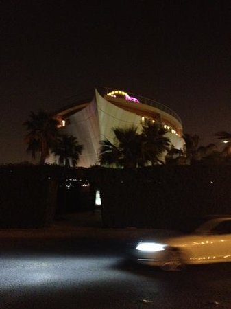 """Mercure Value Riyadh: front side """" very charming"""""""