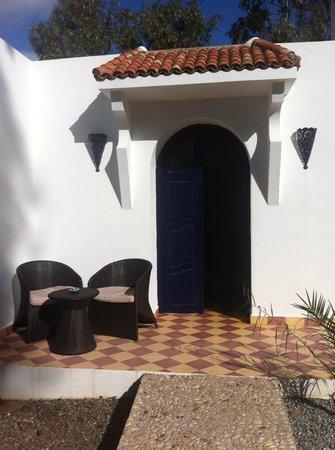Villa Amaryllis : Chambre Aloes