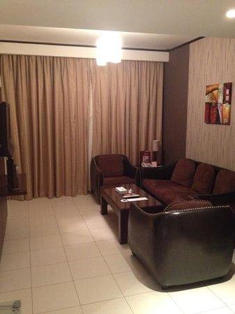 Mercure Value Riyadh: sitting room