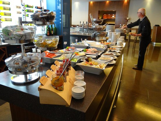 Jurys Inn Hotel Prague Breakfast