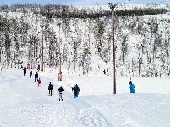 Malselv Mountain Village