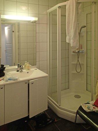 Maalselv Fjellandsby: Bathroom.