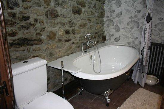Ecocorneyana: baño