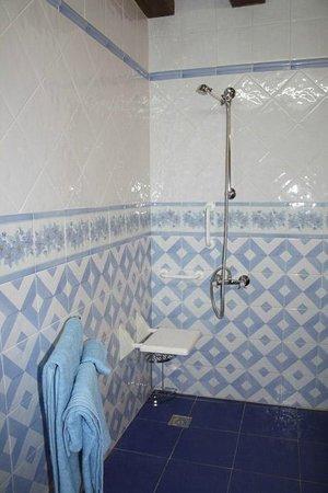 Ecocorneyana: baño adaptado