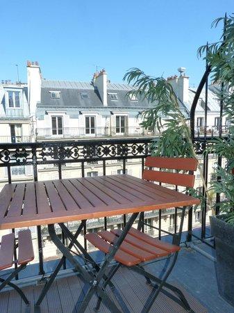 巴黎里沃利酒店照片
