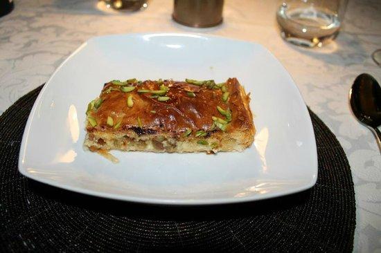 Spicers Sangoma Retreat: Dessert