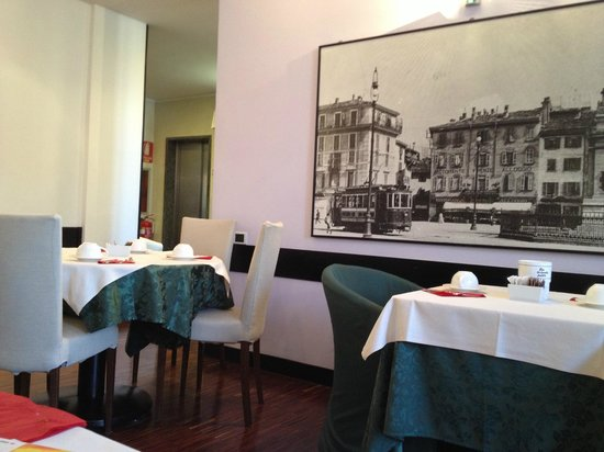 Albergo Firenze: Breakfast