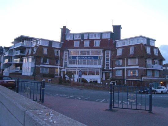 Stade Court Hotel: HOTEL 3 étoiles