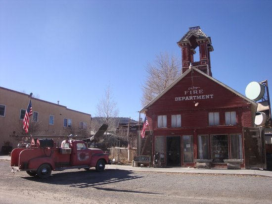 Ridgway Railroad Museum: Old Ridway CO