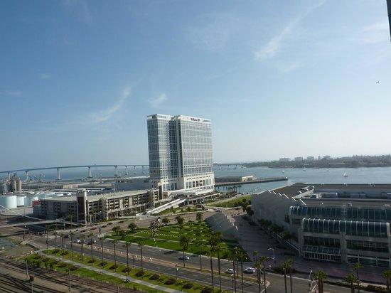 Omni San Diego Hotel: Bay View