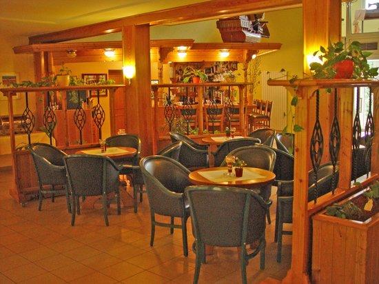 Hotel Residenz Waldoase: Lounge